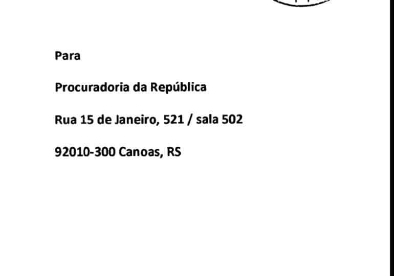 MPF, MP/RS e Unimed Operadora/RS assinam Termo de Cooperação Interinstitucional para rastreabilidade de órteses, próteses e materiais especiais. Devem ir atrás da rastreabilidade das Válvulas do Parque Belém/Nossa Senhora das Graças...