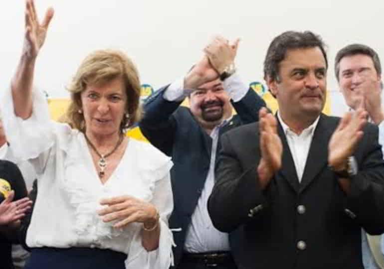 A ex-governadora Yeda (a number 9) é condenada por fraude que foi investigada pela Operação Rodin. Operação do MPF gaúcho