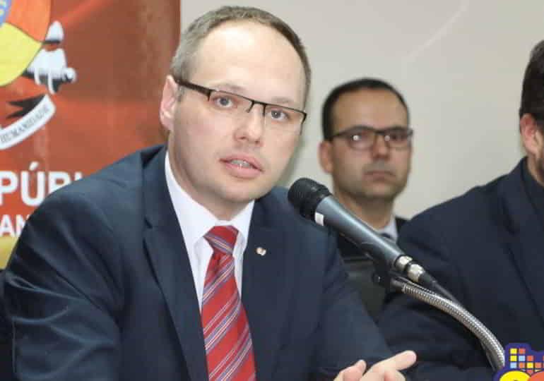 O procurador da República gaúcho Alexandre Schneider pede que MPF investigue 'farra de Itaipu'