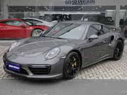 Porsche 911 3.8 24V H6 GASOLINA TURBO S PDK 2017/2018 | Cars ...