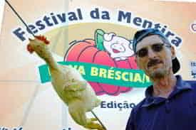 MAIS NOVIDAD'S: FESTIVAL DA MENTIRA EM NOVA BRÉSCIA
