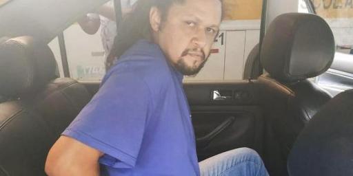 Vagabundo é preso pela PF no Rio de Janeiro por montar 'estúdio do terror' para filmar estupros de crianças entre 8 e 10 anos