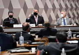 CPI INOPORTUNA!!! O Brasil não é mesmo um país sério, que o diga a CPI da Covid-19