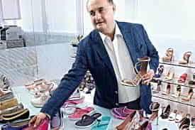 O empresário Roberto Argenta é um nome forte para disputar o Palácio Piratini