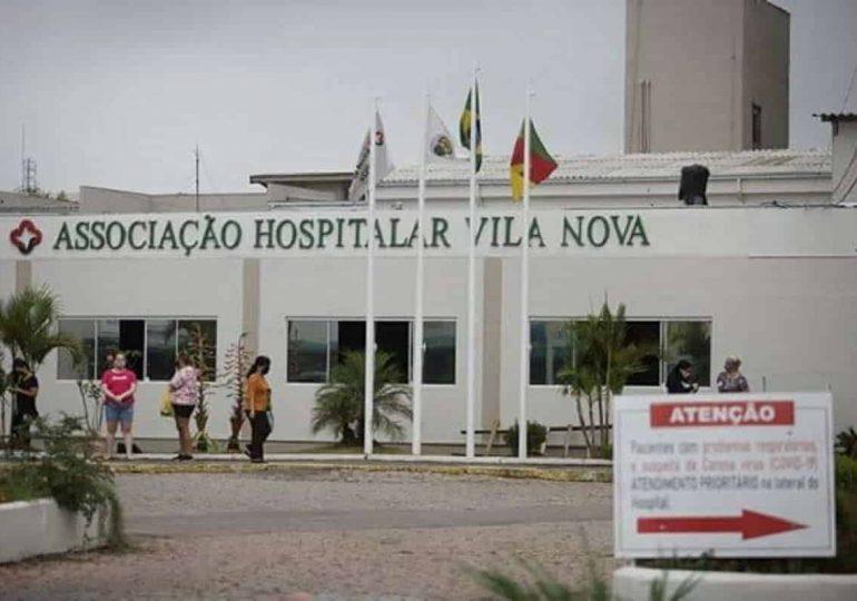 Hospital Vila Nova é um gigante para atender o SUS