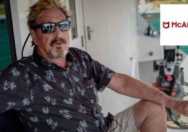 Fundador da McAfee é achado morto em prisão horas após aprovarem extradição