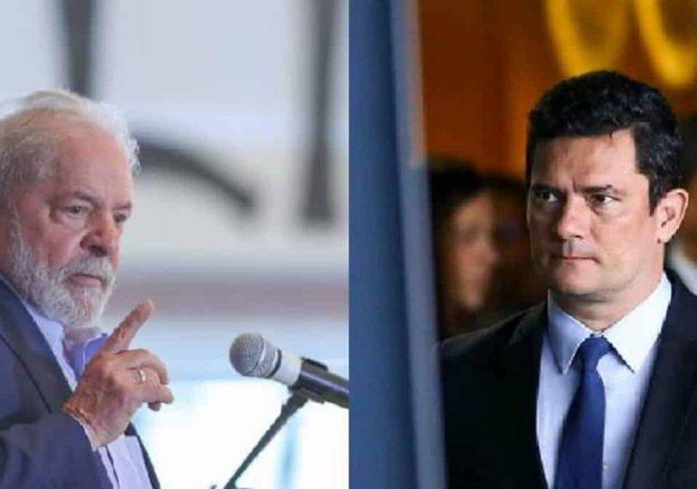 Guerra de Lula contra Moro deve chegar ao fim nesta quarta no STF