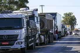 No próximo sábado ocorrerá vacinação (contra Covid) de caminhoneiros em Canoas