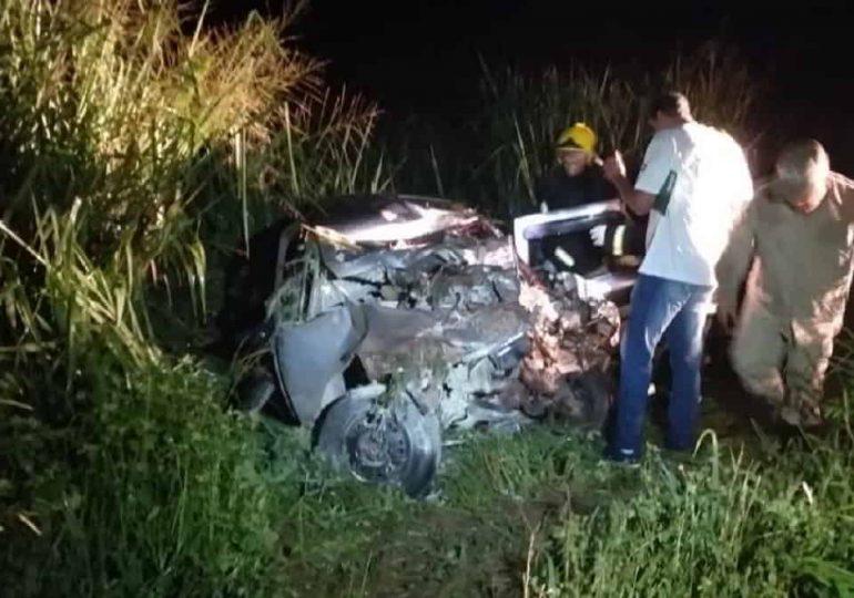 Dois homens morrem em acidente na BR-116, em Dois Irmãos