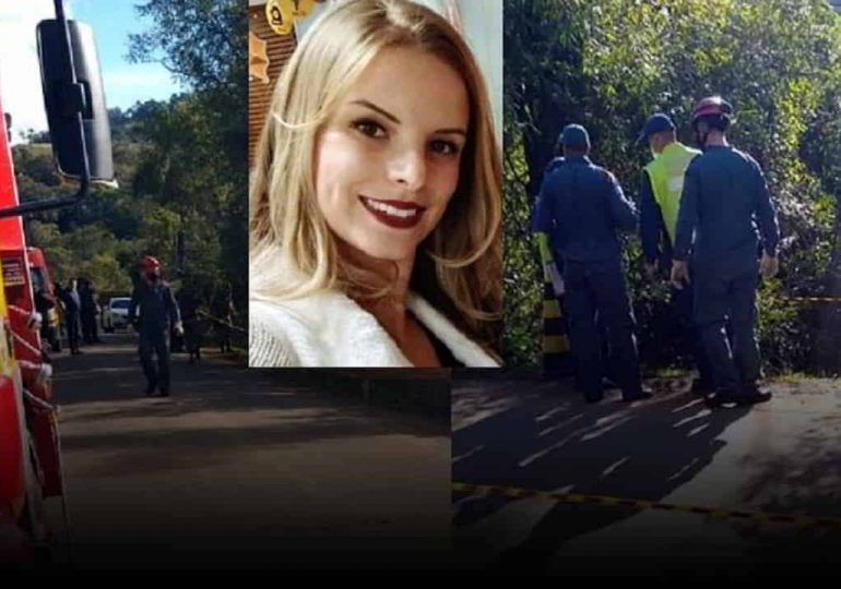 'Somos instantes', publicou ex-rainha antes de morrer em acidente em SC