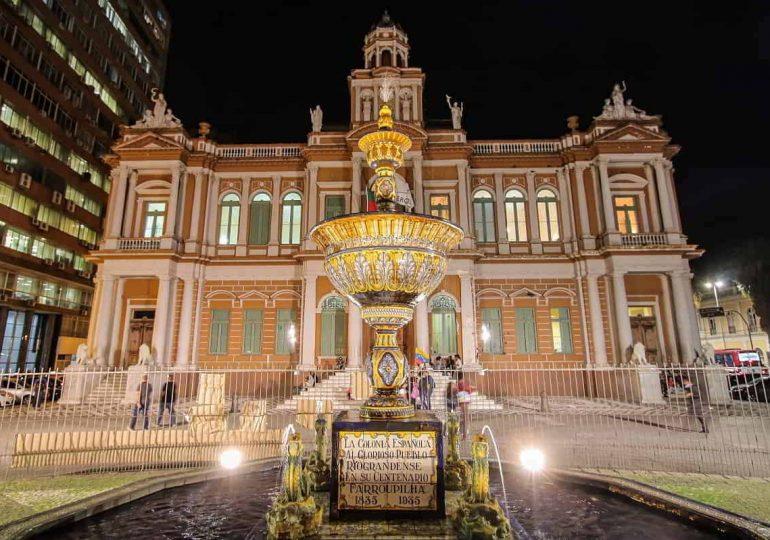 Prefeito Melo acaba de aprovar a reforma da previdência de Porto Alegre
