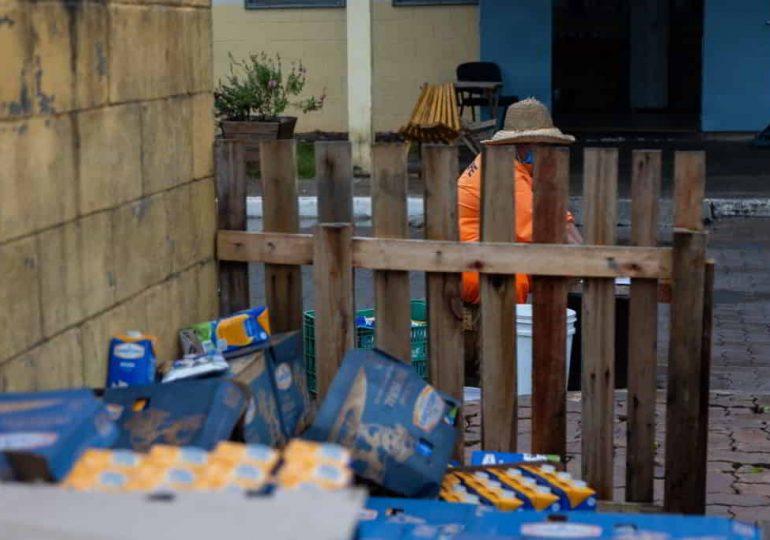 Parceria entre a Prefeitura de Canoas e a SUSEPE produz sacos de dormir para moradores de rua