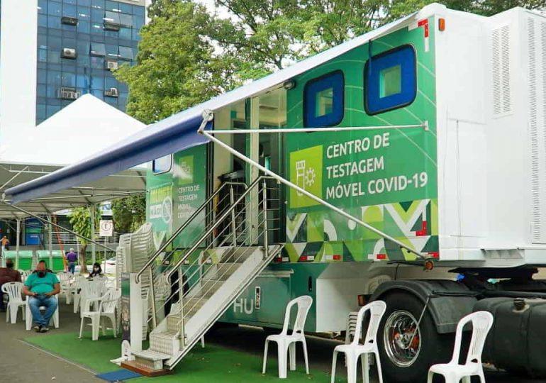 Com mais de 111,3 mil testes realizados no ano e avanço da vacinação, Canoas tem redução nos casos de Covid-19