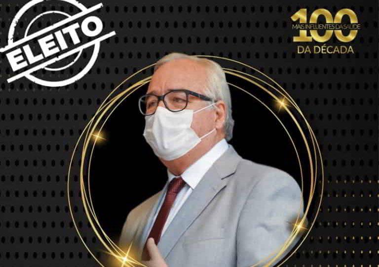 100 Mais Influentes da Saúde da Década: a vida de Pedro Westphalen entre a Medicina e a Política