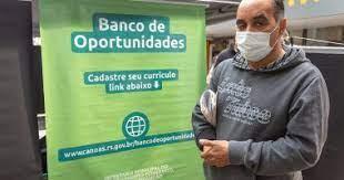 Banco de Oportunidades de Canoas oferece 194 vagas de emprego nesta terça-feira
